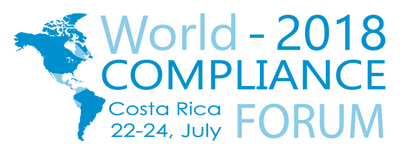 WORLD COMPLIANCE FORUM 2018